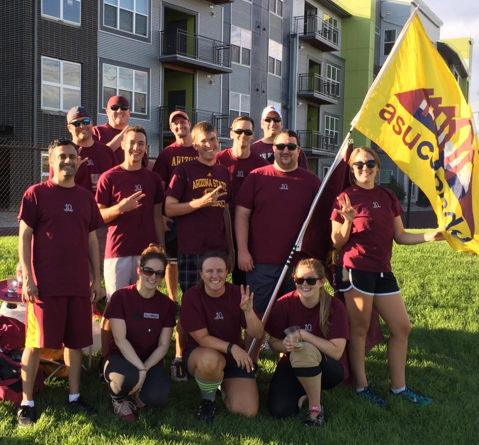 ASU Colorado Kickball