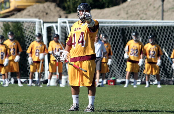 ASU Men's Lacrosse comes to Colorado!