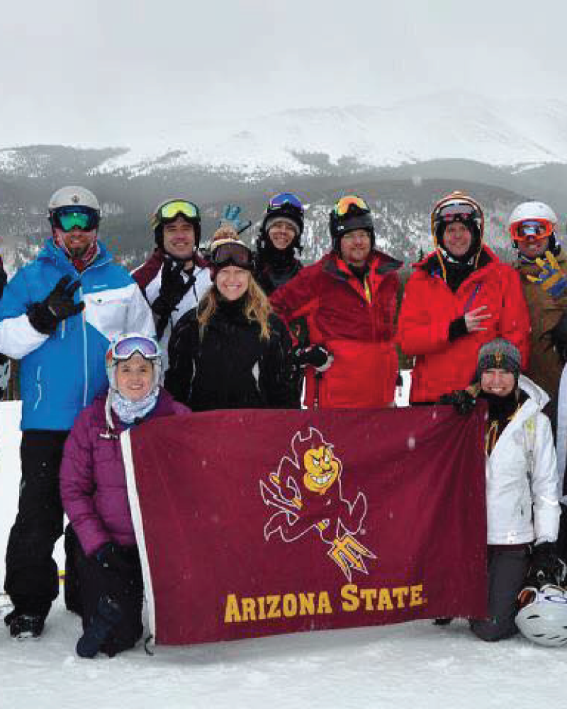 2016 ASU Colorado Ski and Board Day